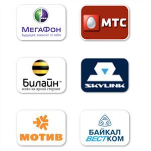 Операторы сотовой связи Пильны